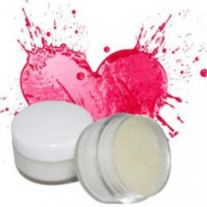 20 Valentine's Day Crafts Solid Glittered Perfume Recipe
