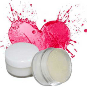 15 Ways To Use All Natural Lip Balm Base: Solid Glittered Perfume Recipe