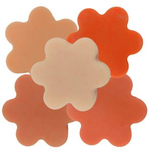 Soap Colorants in Cold Process Soap: Jailhouse Red FUN Soap Colorant