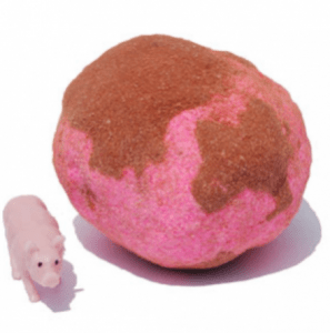 Bath Bombs for Kids Muddy Pig Bath Bomb