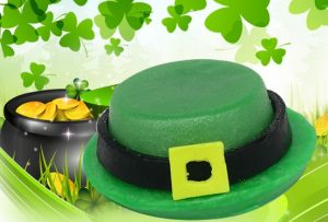 Yogurt Soap Recipes: Leprechaun Hat Soap Recipe