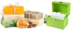 Herbal Soap Recipes: Cold Process Soap