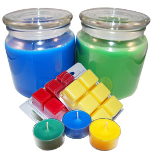 What Do You Need To Make Your Own Candles?: What Wax to Use for Candles