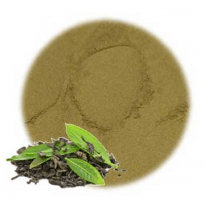 Green Tea Scrub Recipe: Green Tea Powder