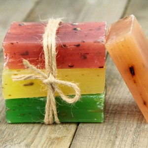 How Do I Naturally Color Soap?