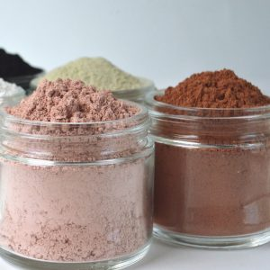 Natural Exfoliants for Soap Making: Cosmetic Clays