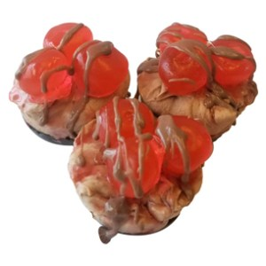 Crafts for Valentines Day: Cherry Chocolate Soap Recipe