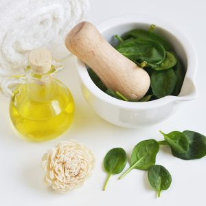 What is Spinach Powder Used for?: Bath and Body Products