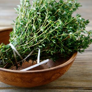 Thyme Uses: Foods and Beverages