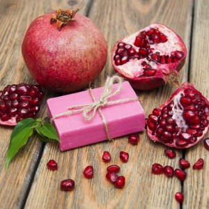 What Are Some of the Benefits of Pomegranate?: Bath and Body Products