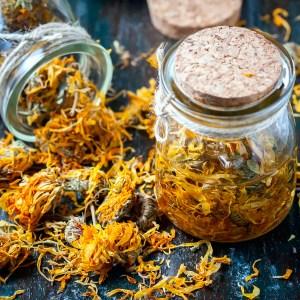 Calendula Skin Care Recipes: Other Uses