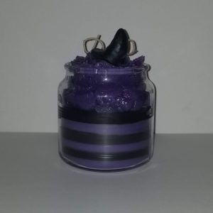 Witches Brew Candle Recipe: Adding the Witch's Hat