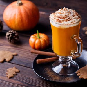 Pumpkin Spice Benefits: Food and Beverages