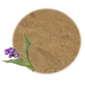 Moisturizing Herbs for Hair: Comfrey Root Powdered Herb