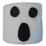 Fun Fall Crafts Ghostly Scented Toilet Paper Recipe