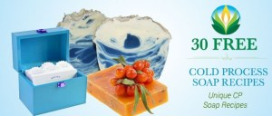 Thirty Free Cold Process Soap Recipes