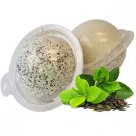 Green Tea Bath Bomb Recipe