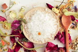Five Bath Salt Recipes