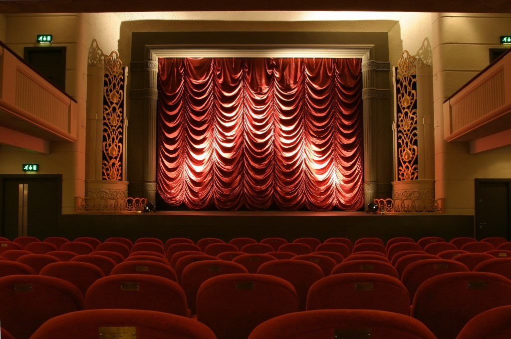 Tyneside Cinema interior