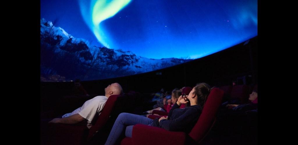 Life Science Centre Planetarium
