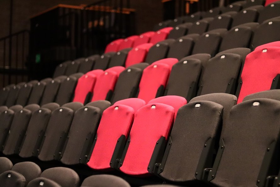 Dance City Seats
