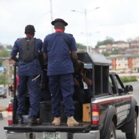 NSCDC Personnel Beat Up Journalists For Taking Photographs In Lafia