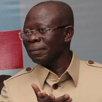 Oshiomhole says house arrest reports, fake news