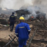Many Injured As Gas Explodes In Part Of Lagos