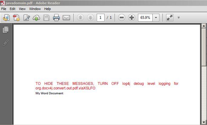 pdf input