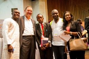 Halimat inducted  into LEAP Africa's Social Innovators Programme  2013.(1)