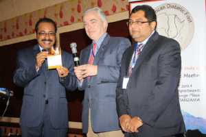 Launching of Book and Opening of the Meeting