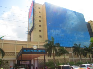 The Blue Pearl Hotel