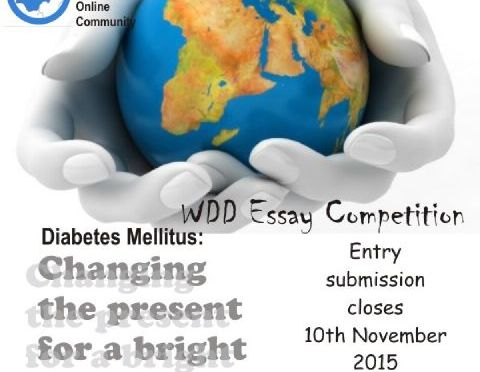 2015 WORLD DIABETES DAY ESSAY COMPETITION