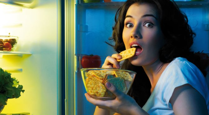 Late-night snacking: Why you should quit this habit NOW