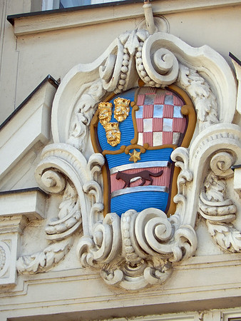 Zagreb Croatia coat of arms