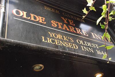 Shambling Along in York, England (4/6)