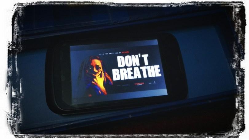 Don't Breathe/doc. ngepop/tersapa