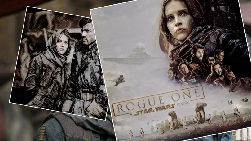 banner rogue one a star wars story 2016 ngepopcom