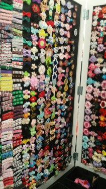 Kenzie Sue's Hairclips and accessories! Find her at the Market December 7th