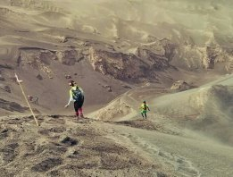 bromo - BTS ultra trail, whispering sands