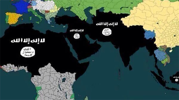 ISIS-Global-Conquest-Map