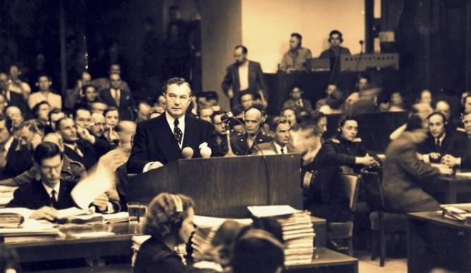 20/11/1945: Tòa án Nuremberg bắt đầu xét xử