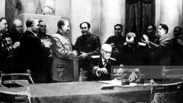 Sự thật về cuộc gặp Mao Trạch Đông - Stalin