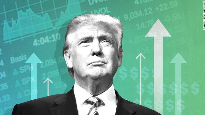 Tác động của Trump lên kinh tế và tài chính toàn cầu
