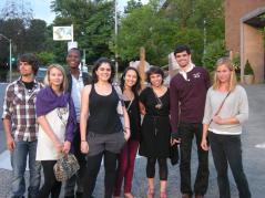 Amigos brasileiros e internacionais no Summer Institute in Statistical Genetics na University of Washington in Seattle