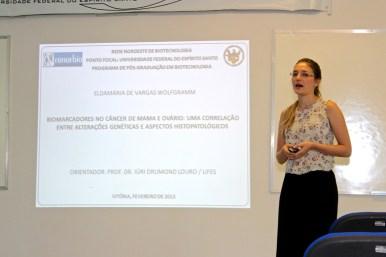 Início de apresentação
