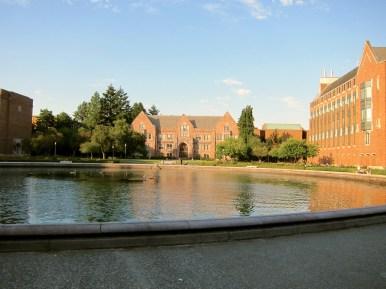 Campus da University of Washington