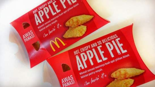 Apple Pie McDonald's