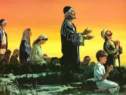 Esra se gebed