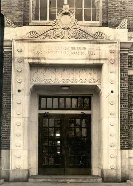 Estill Library 1929
